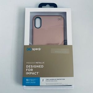 Speck Rose Gold iPhone XS Max Phone case